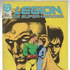 Cómics: LEGION DE SUPER HEROES. Nº 8. ZINCO, AÑO 1987. Lote 143304788