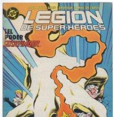 Cómics: LEGION DE SUPER HEROES. Nº 9. ZINCO, AÑO 1987. Lote 143304918