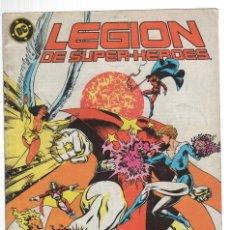 Cómics: LEGION DE SUPER HEROES. Nº 10. ZINCO, AÑO 1987. Lote 143305214