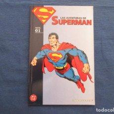 Cómics: LAS AVENTURAS DE SUPERMAN Nº 1 DE JOHN BYRNE Y DICK GIORDANO - DC / PLANETA DEAGOSTINI. Lote 143691798