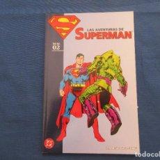 Cómics: LAS AVENTURAS DE SUPERMAN Nº 2 DE JOHN BYRNE Y DICK GIORDANO - DC / PLANETA DEAGOSTINI. Lote 143692026
