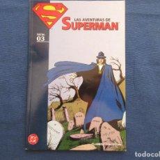 Cómics: LAS AVENTURAS DE SUPERMAN Nº 3 DE JOHN BYRNE Y DICK GIORDANO - DC / PLANETA DEAGOSTINI - DAÑADO. Lote 143692454