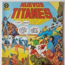 Cómics: NUEVOS TITANES #15 (ZINCO, 1985). Lote 143916402
