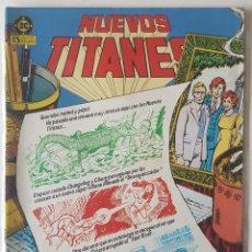 Cómics: NUEVOS TITANES #20 (ZINCO, 1985). Lote 143916602