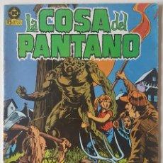 Cómics: LA COSA DEL PANTANO #1 (ZINCO, 1984). Lote 143917294
