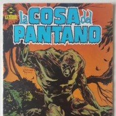 Cómics: LA COSA DEL PANTANO #2 (ZINCO, 1984). Lote 143917522