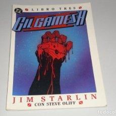 Cómics: GILGAMESH II LIBRO TRES. Lote 143971370