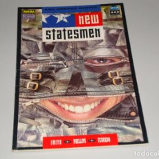 Cómics: NEW STATESMEN 3 DE 5. Lote 143971710