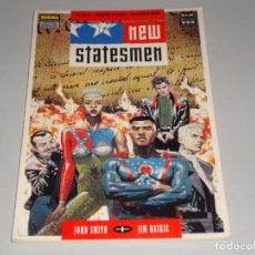 Cómics: NEW STATESMEN 1 DE 5. Lote 143971738