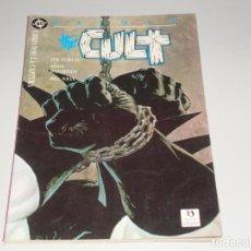 Cómics: BATMAN THE CULT LIBRO DOS. Lote 143972006