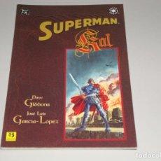 Cómics: SUPERMAN ROL. Lote 143972226