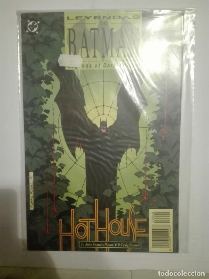 LEYENDAS DE BATMAN 40 DIFÍCIL (Comics und Tebeos - Zinco - Batman)