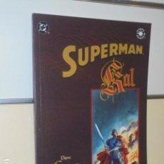 Cómics: SUPERMAN KAL - ZINCO OCASION. Lote 144035150