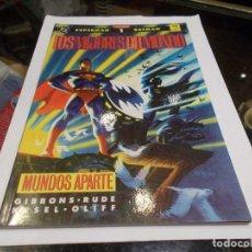 Cómics: LOS MEJORES DEL MUNDO DC ZINCO SUPERMAN / BATMAN N.1 (SR). Lote 144038650