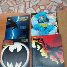 Cómics: BATMAN, EL SEÑOR DE LA NOCHE, COMPLETA, DE MILLER, JANSON Y VARLEY. Lote 144126426