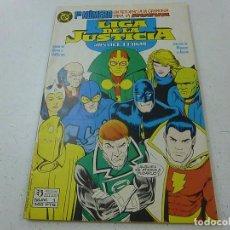 Comics: LIGA DE LA JUSTICIA-NUMERO 1 -ZINCO -N. Lote 144269586