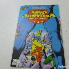 Comics: LIGA DE LA JUSTICIA-NUMERO 4-ZINCO -N. Lote 144269734