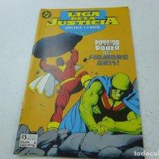 Comics: LIGA DE LA JUSTICIA-NUMERO 6-ZINCO -N. Lote 144269778