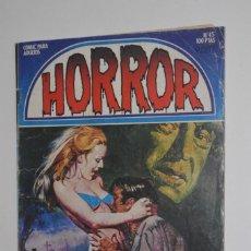 Comics: CÓMIC HORROR Nº 45 UN ESPECTRO AL VOLANTE 1984 EDICIONES ZINCO SEPULKRA INSEMINACIÓN ARTIFICIAL. Lote 145990098