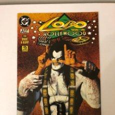 Cómics: LOBO VA A HOLLYWOOD-ZINCO/1996. Lote 144308464