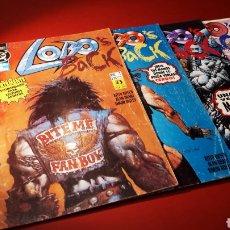 Cómics: BUEN ESTADO LOBO BACK COMPLETA ZINCO DC. Lote 144319588