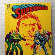 Cómics: COMIC SUPERHEROES DC ZINCO: SUPERMAN 22 RENACIDO GUION WOLFMAN DIBUJOS GIL KANE. Lote 144369030