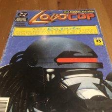 Cómics: LOBOCOP - DC. Lote 144786752