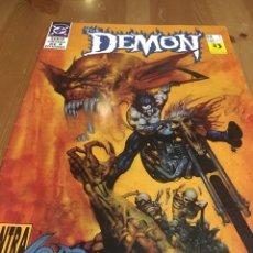 Cómics: THE DEMON CONTRA LOBO - 1/4 DC. Lote 144787118