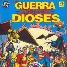Cómics: LA GUERRA DE LOS DIOSES EDICIONES ZINCO. Lote 144791226