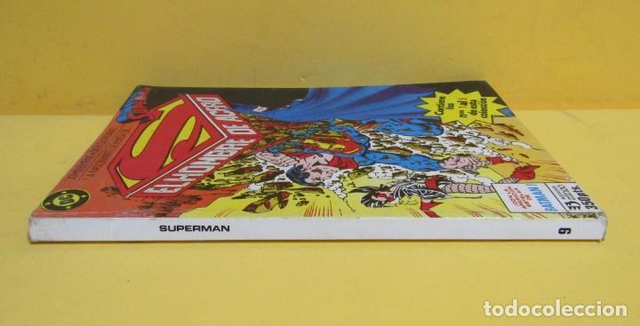 Cómics: SUPERMAN EL HOMBRE DE ACERO Nº 9 JOHN BYRNE / DICK GIORDANO EDIC. ZINCO Nº DEL 1 AL 5 AÑOS 80 - Foto 2 - 145211490