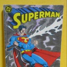Cómics: SUPERMAN PEREZ / BYRNE / ORDWAY Nº 17 EDIC. ZINCO Nº DEL 41 AL 45 AÑOS 80. Lote 145213714