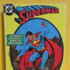 Cómics: SUPERMAN GEORGE PEREZ / BRETT BREEDING Nº 23 EDIC. ZINCO Nº DEL 71 AL 75 AÑOS 80. Lote 145214286