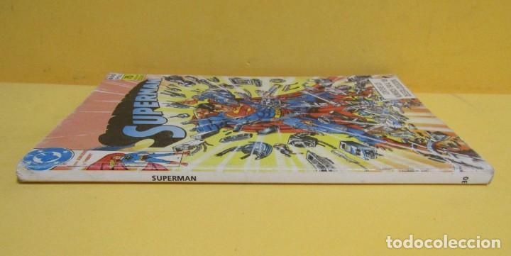 Cómics: SUPERMAN JURGENS / THIBERT Nº 30 EDIC. ZINCO Nº DEL 104 AL 108 AÑOS 80 - Foto 2 - 145218086