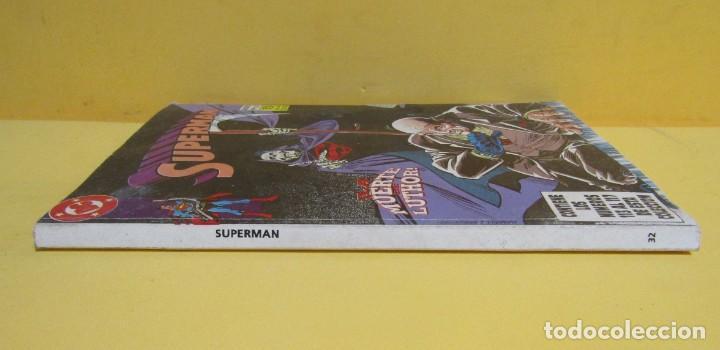 Cómics: SUPERMAN LA MUERTE LUTHOR! Nº 30 EDIC. ZINCO Nº DEL 113 AL 117 AÑOS 80 - Foto 3 - 145218118