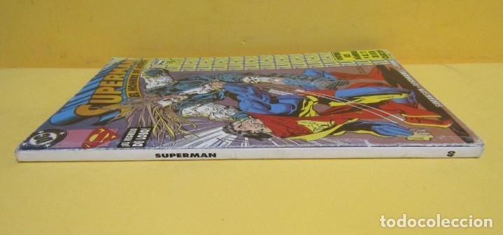Cómics: SUPERMAN EL HOMBRE DE ACERO SIMONSON / BOGDANOVE / JANKE Nº 40 EDIC. ZINCO CONTIENE DEL Nº 9 AL 11 - Foto 2 - 145218314