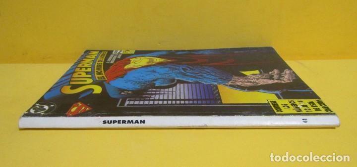 Cómics: SUPERMAN EL HOMBRE DE ACERO SIMONSON / BOGDANOVE / JANKE Nº 41 EDIC. ZINCO CONTIENE DEL Nº 12 AL 14 - Foto 2 - 145218374