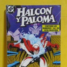 Cómics: HALCON Y PALOMA EDICIONES ZINCO RETAPADOS CONTIENE LOS NUMEROS DEL 1 AL 5 AÑOS 80. Lote 145225650