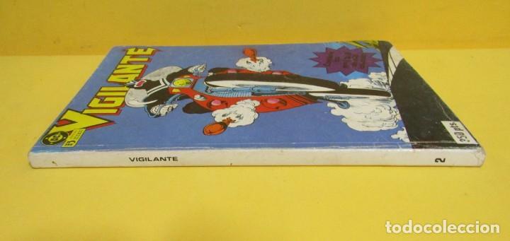 Cómics: VIGILANTE EDICIONES ZINCO RETAPADO CONTIENE LOS NUMEROS DEL 6 AL 10 AÑOS 80 - Foto 2 - 145229222