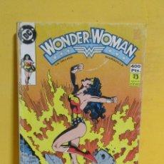 Cómics: WONDER WOMAN TOMO 8 EDICIONES ZINCO RETAPADO CONTIENE LOS NUMEROS DEL 35 AL 38 AÑOS 80. Lote 145301798