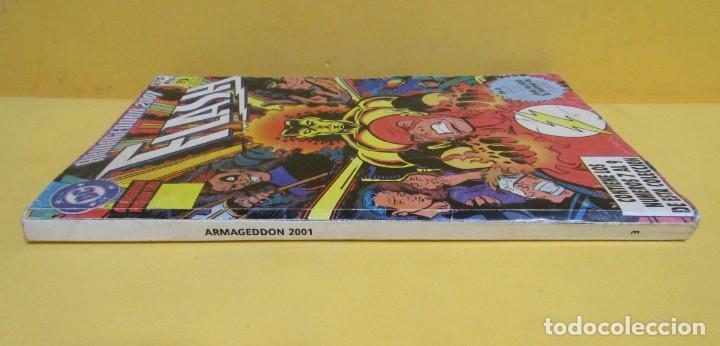 Cómics: ARMAGEDON 2001 FLASH TOMO Nº 5 RETAPADO EDIC. ZINCO S.A. CONTIENE LOS NUMEROS DEL 7 AL 9 AÑOS 80 - Foto 2 - 145416966