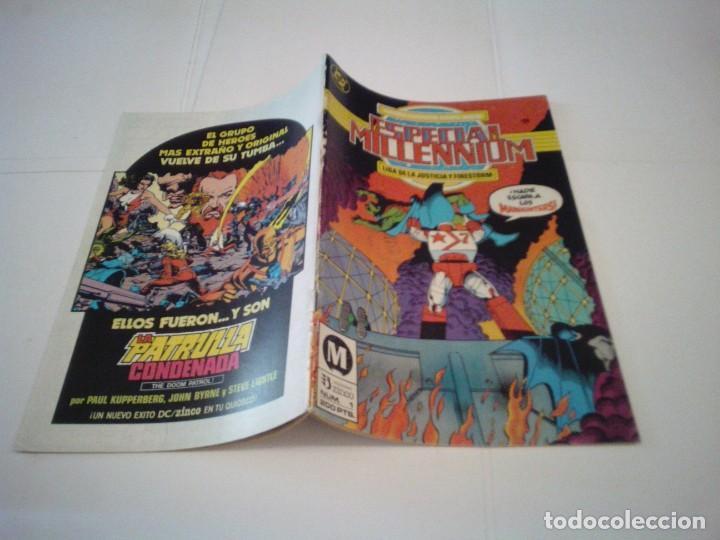 ESPECIAL MILLENNIUM - COLECCION COMPLETA - LOS 12 NUMEROS - EDICIONES ZINCO - GORBAUD - CJ 100 (Tebeos y Comics - Zinco - Millenium)