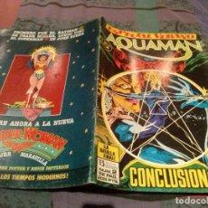 Cómics: AQUAMAN ESPECIAL,VERANO COPLETA 1 Y 2 ZINCO, 1988. Lote 145512742