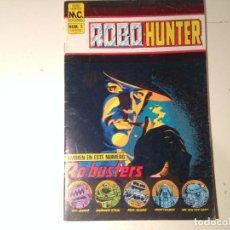 Cómics: ROBO HUNTER LOTE 7 EJEMPLARES. Lote 145539690