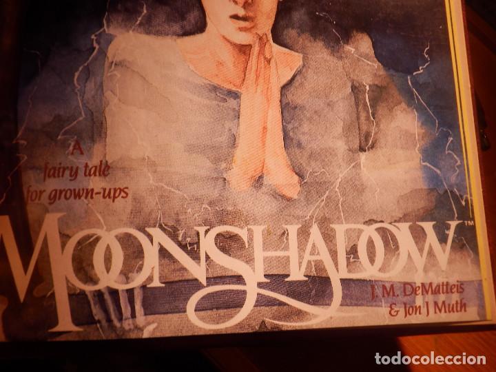 Cómics: Comic - Shadow - La Sombra - Los 4 Números encuadernados y mas - Zinco 1987 HOWARD CHAYKIN - Foto 7 - 222393790