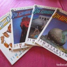 Comics : GIL GAMESH 4 COMPLETA ZINCO JIM STARLIN EXCELENTE ESTADO.. Lote 145713982