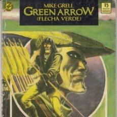 Cómics: GREEN ARROW FLECHA VERDE - EL CAZADOR ACECHA LIBRO UNO LOS CAZADORES - EDICIONES ZINCO. Lote 145753850