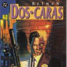Cómics: BATMAN - DOS CARAS - EDICIONES ZINCO. Lote 145754130