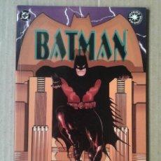 Cómics: BATMAN: OSCURAS LEALTADES. POR HOWARD CHAYKIN (EDICIONES ZINCO, 1996). COLECCIÓN OTROS MUNDOS.. Lote 145789188