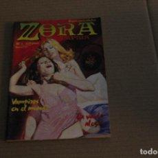Cómics: ZORA LA VAMPIRA Nº 3, EDITORIAL ZINCO. Lote 151580078