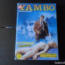 Cómics: YAMBO RETAPADO Nº 5 CONTIENE 17 18 19 EDICIONES ZINCO ADULTOS . Lote 145821938